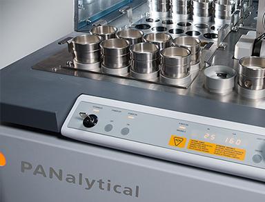 PANalytical's Zetium fluorescence spectrometer
