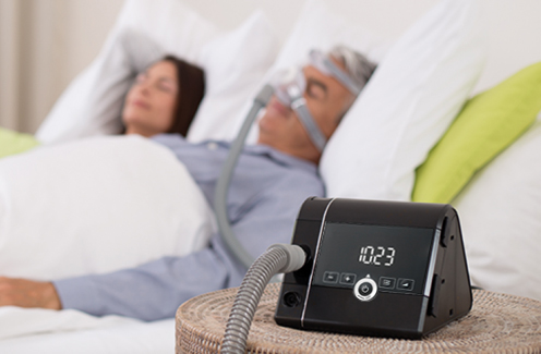 Prisma SOFT and Prisma SMART: CPAP therapy device.