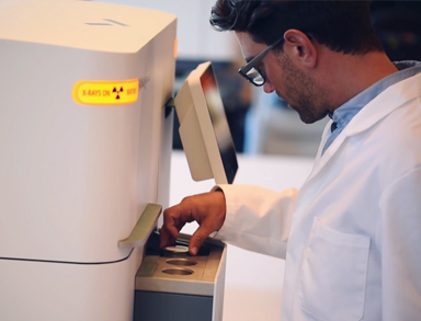 Panalytical's Aeris: benchtop X-ray powder diffractometer